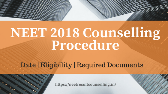 NEET-2018-Counselling_Procedure