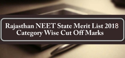 Rajasthan NEET State Quota Merit List
