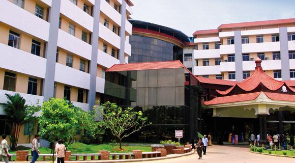 AMRITAINSTITUTEOF MEDICAL SCIENCE & RESEARCH INSTITUTE-(AIMS), KOCHI
