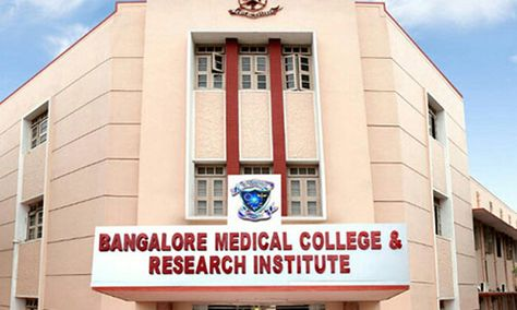 BANGALORE MEDICAL COLLEGE & RESEARCH INSTITUTE (BMCRI), BANGALORE