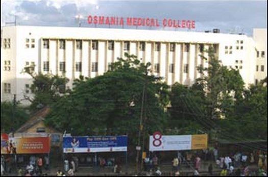 OSMANIA MEDICAL COLLEGE (OMC), HYDERABAD