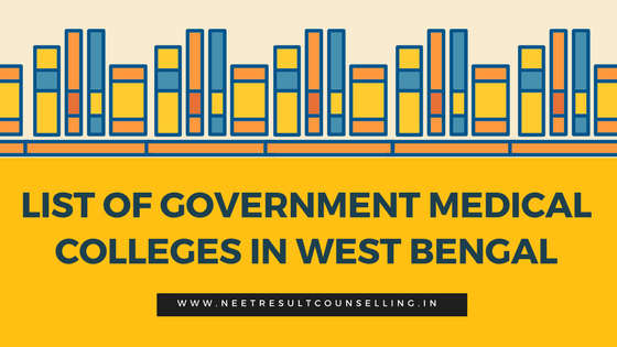 West Bengal Government Medical Colleges