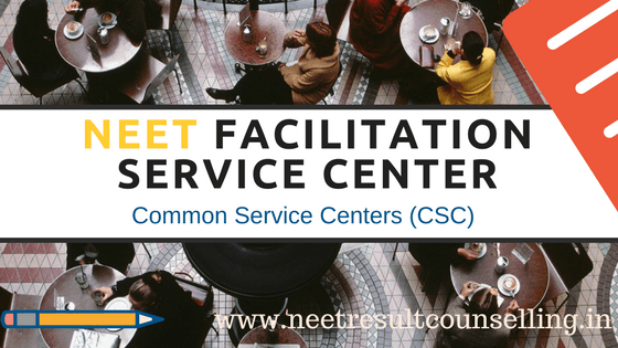 NEET_Facilitation_center_service