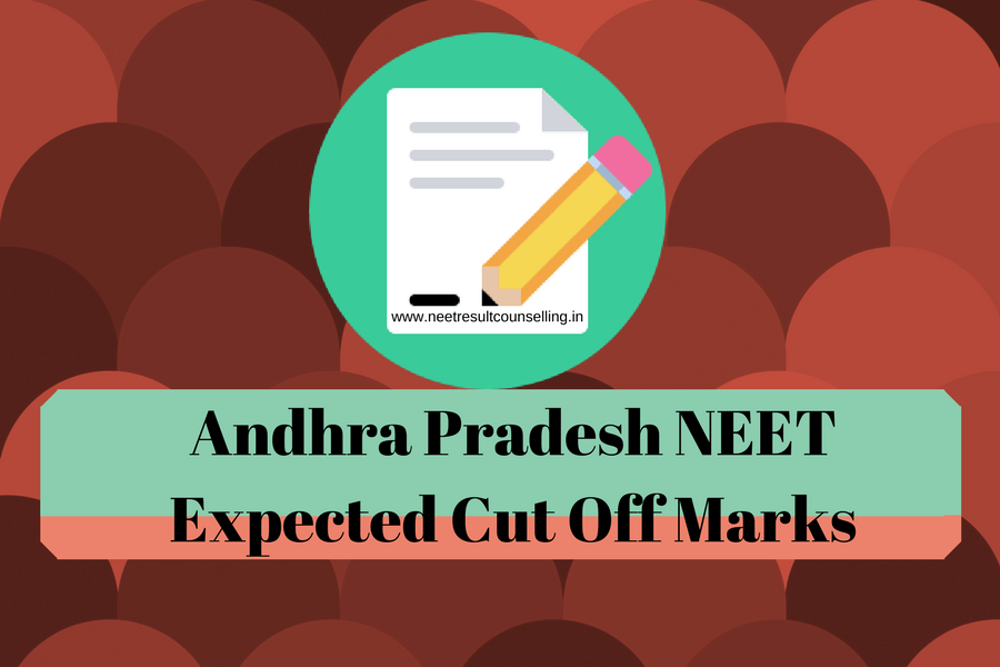 Andhra Pradesh NEET Expected Cut Off Marks