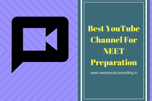 Best YouTube Channel For NEET