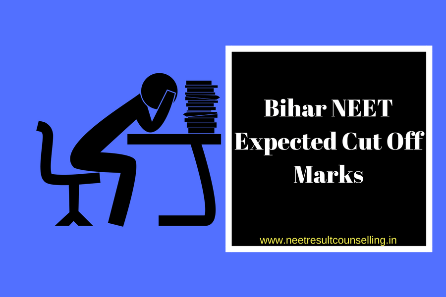Bihar NEET Expected Cut Off Marks