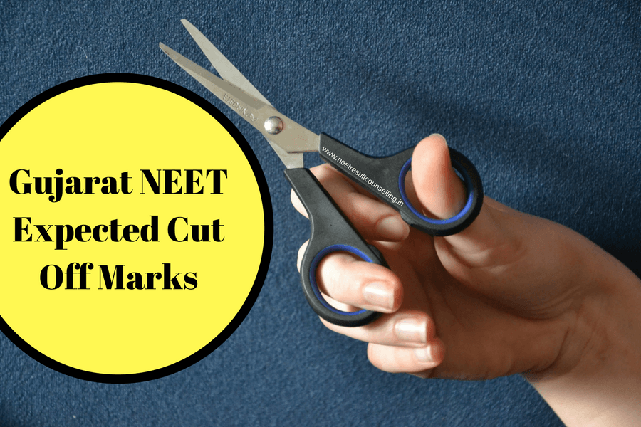 Gujarat NEET Expected Cut Off Marks