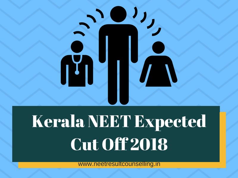 Kerala NEET Expected Cut Off