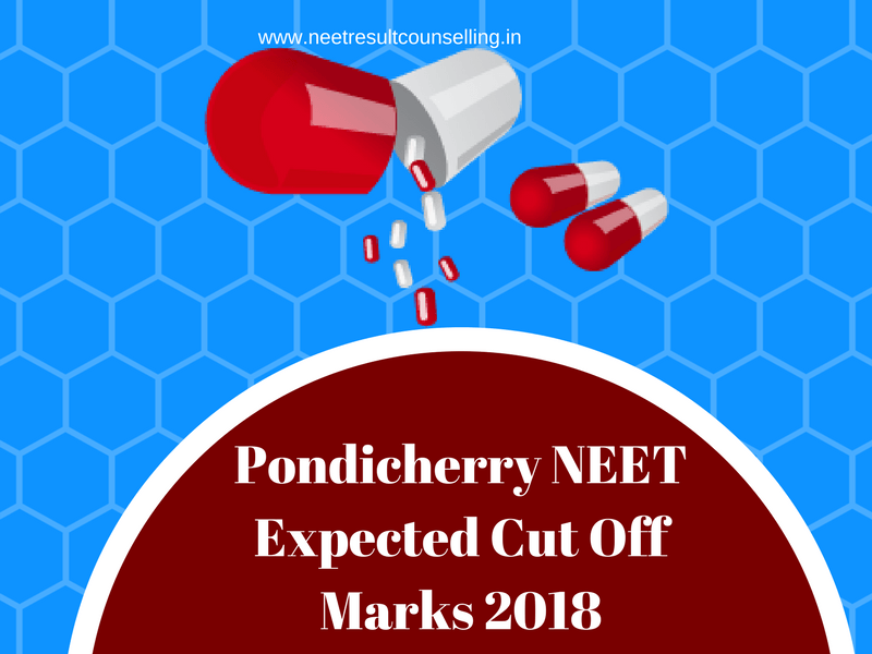 Pondicherry NEET Expected Cut Off Marks