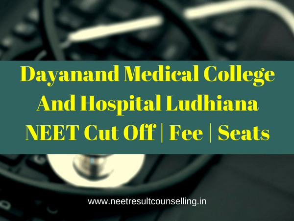 Dayanand Medical College and Hospital Ludhiana