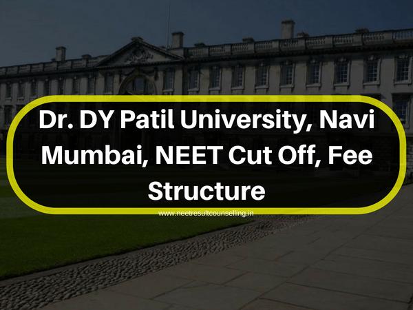 Dr. DY Patil University Navi Mumbai