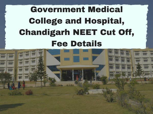 GMCH Government Medical College and Hospital Chandigarh