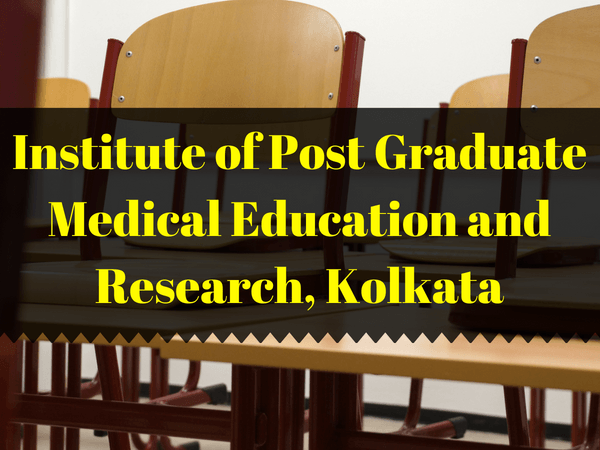Institute of Post Graduate Medical Education and Research