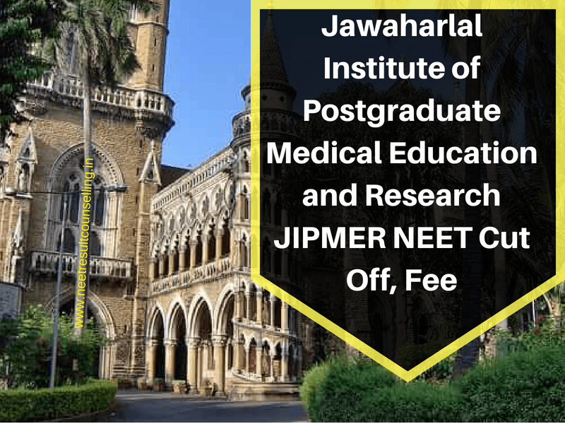 Jawaharlal Institute of Postgraduate Medical Education and Research JIPMER