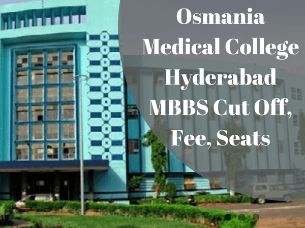 Osmania Medical College Hyderabad