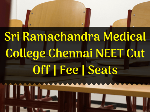 Sri Ramachandra Medical College Chennai
