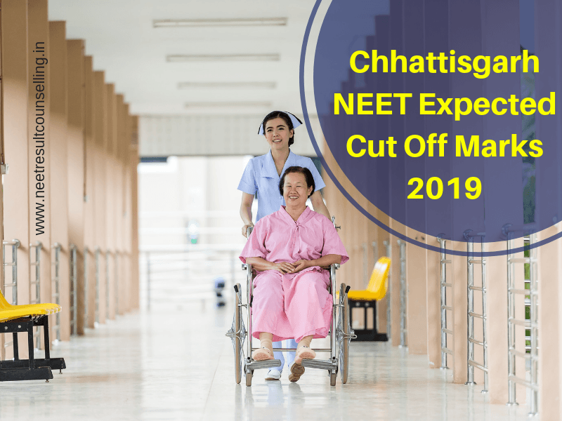 Chhattisgarh NEET Expected Cut Off Marks 2019