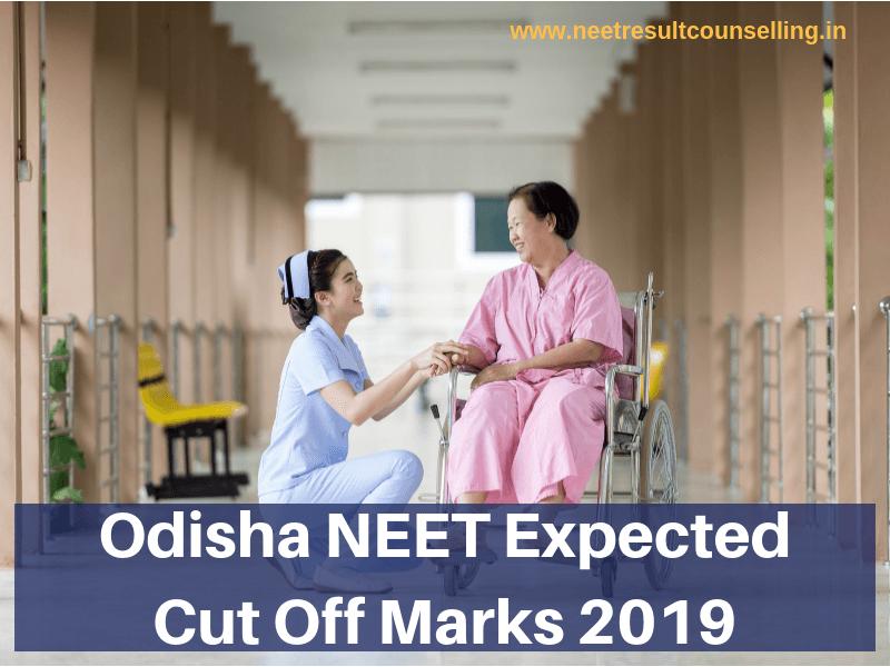 Odisha NEET Expected Cut Off Marks 2019