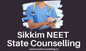 Sikkim-NEET-state-counselling