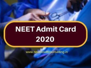 NEET-Admit-Card