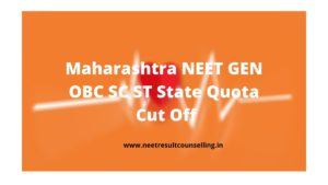 Maharashtra-NEET-GEN-OBC-SC-ST-State-Quota-Cut-Off-2020