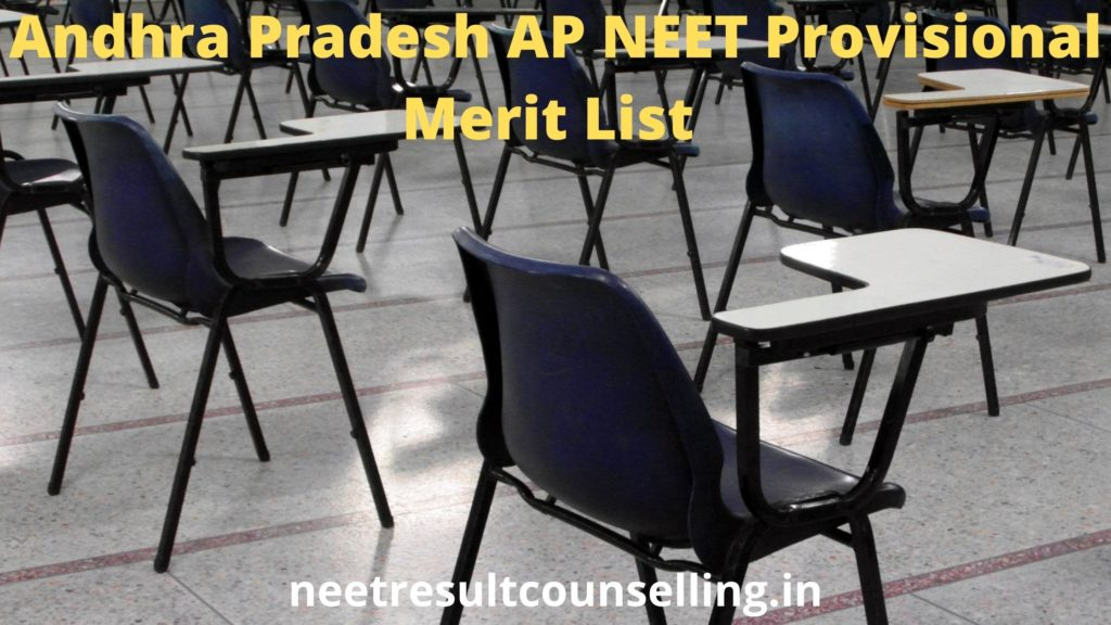Andhra-Pradesh-AP-NEET-Provisional-Merit-List-State-Quota-MBBS&BDS-Rank-Percentile