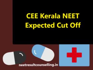 Kerala-NEET-Expected-Cut-Off-2020