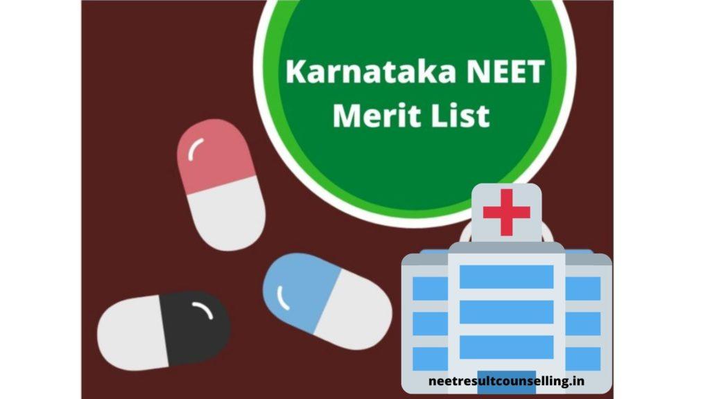 Kerala NEET Merit List