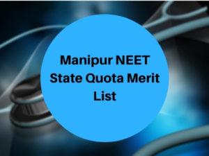 Manipur-NEET-State-Quota-Merit-List
