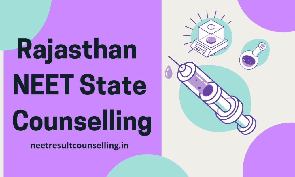 Rajasthan-NEET-State-Counselling