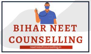 Bihar-NEET-Counselling
